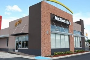 Three new McDonald's restaurants are slated to open before month's end.