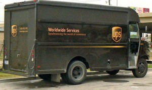 UPS founder Jim Casey established the UPS Foundation in 1951.