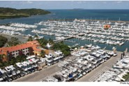 In Puerto Rico there are around 20 to 25 marinas although smaller marinas could bring the tally to as many as 60. (Credit: www.puertodelrey.com)