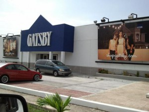 Gatsby has nine stores in Puerto Rico, four in Isla Margarita in Venezuela and the recently opened location in Santo Domingo.