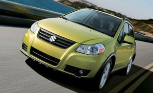 The Suzuki SX4 Sedan was among Puerto Rico's best selling compact vehicles.