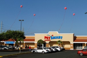 PetSmart's new Fajardo Plaza location.