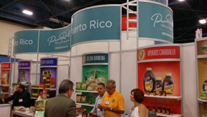Puerto Rican producers took part in the Americas Food and Beverage Trade Show and Conference held Oct. 28-29 at the Miami Beach Convention Center. (Credit: Doreen Hemlock)