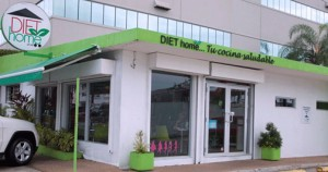 Diet Home has a store and restaurant on De Diego Ave. in Puerto Nuevo.