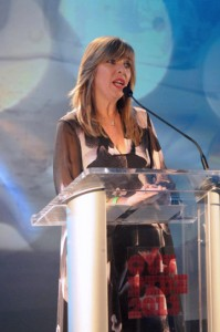 Lizzette Quiñones, president of the Association of Advertising Agencies of Puerto Rico.