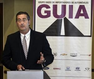 GUIA President José Ordeix (Credit: ©Mauricio Pascual)
