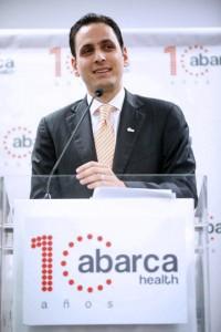 Jason Borschow, president of Abarca Health.