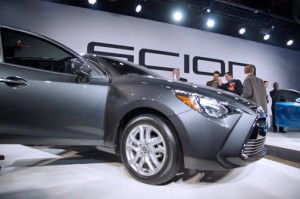 The Scion iA will be sold in Puerto Rico as an entry-level Yaris. (Credit: envivopr)