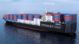 The contract is the third awarded that is associated with Crowley's investment in its Isla Grande terminal in preparation for the arrival next year of the first of Crowley's two new liquefied natural gas-powered, Commitment Class ships now under construction in Pascagoula, Miss.