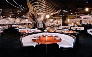 The trendy restaurant will open at the Condado Vanderbilt hotel.