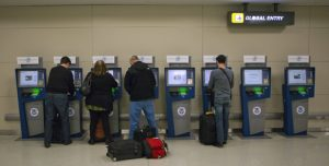Global Entry is CBP program that allows expedited clearance for pre-approved, low-risk travelers upon arrival in the United States.