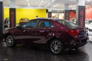 The Corolla 50th anniversary edition will be priced at between $21,595 and $27,946 at local dealers.