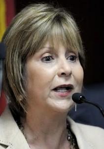 TRB President Sandra Torres (Credit: © Mauricio Pascual)