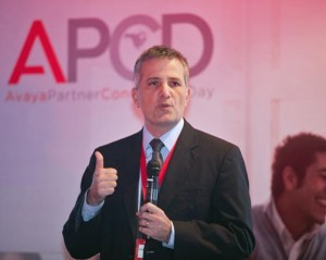 José Fernández, new managing director for Avaya Caribbean and Central America