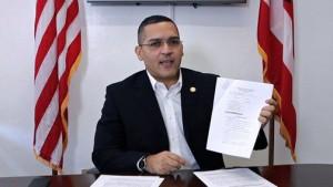 New Progressive Party Rep. José Enrique Meléndez.