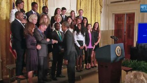 Winners of the competition were announced by the SBA at the White House Demo Day earlier today and mentioned by President Barak Obama in a speech on innovation and entrepreneurship.