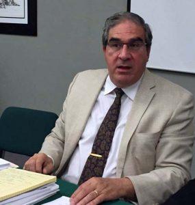 Juan Villeta-Trigo, president of the Puerto Rico Economists' Association.